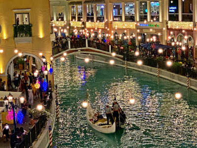Venice Grand Canal Mall. You can have a taste of Venice in the Philippines at Venice Grand Canal Mall in Taguig City, Metro Manila.