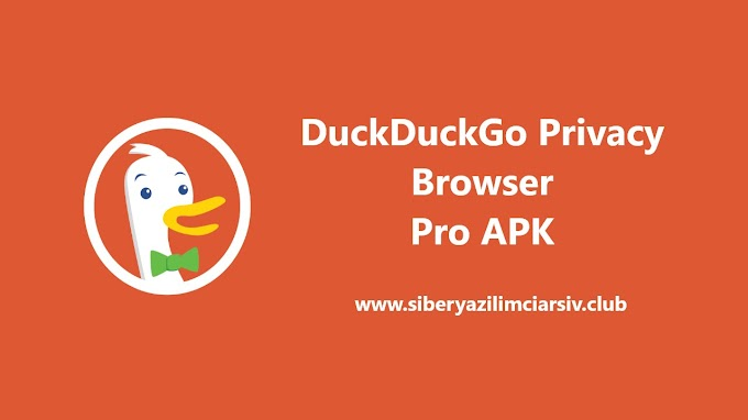 DuckDuckGo Browser Pro Apk - Tarayıcı 5.78.1