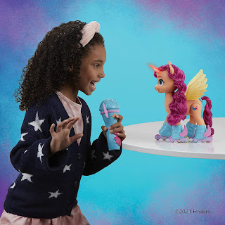 My Little Pony: A New Generation Sing 'N Skate Sunny Starscout
