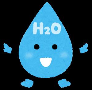 H2Oのキャラクター