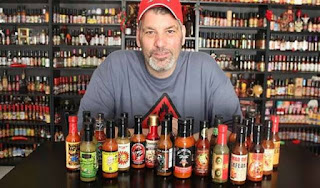 Hot Sauce Collection Vic Clinco