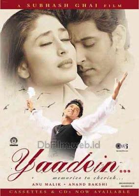 Sinopsis film Yaadein... (2001)