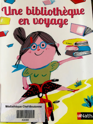 French Village Diaries back at the bibliothèque