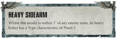 Arma de cinto Pesada