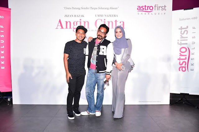 Angin Cinta di Astro First Eksklusif