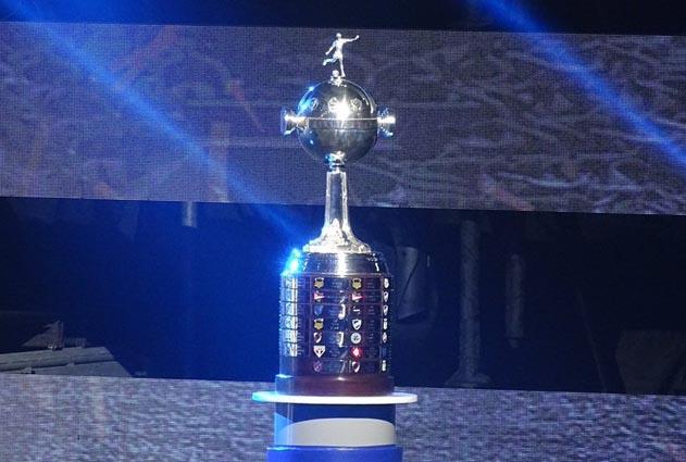 Conmebol divulga tabela da Libertadores; veja os jogos dos brasileiros