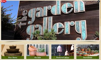 Garden Gallery front part