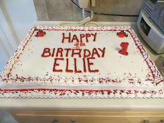 Jillgoes Ellie Is One