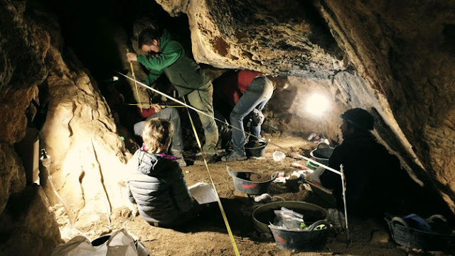 3,500-year-old cave burials found in Western Pyrenees