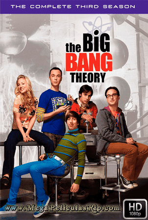 The Big Bang Theory Temporada 3 [1080p] [Latino-Ingles] [MEGA]