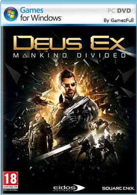 Deus Ex Mankind Divided (2016) PC Full Español
