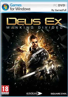 Deus Ex Mankind Divided (2016) PC Full Español