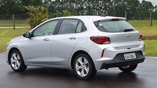 Carros e marcas mais vendidos do Brasil - outubro de 2020
