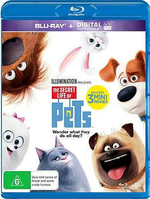 Filme Poster Pets: A Vida Secreta dos Bichos