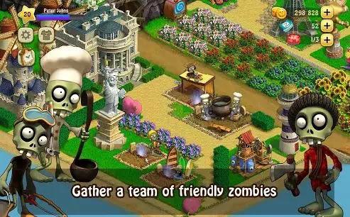 game zombie terbaik di android dan ios-7
