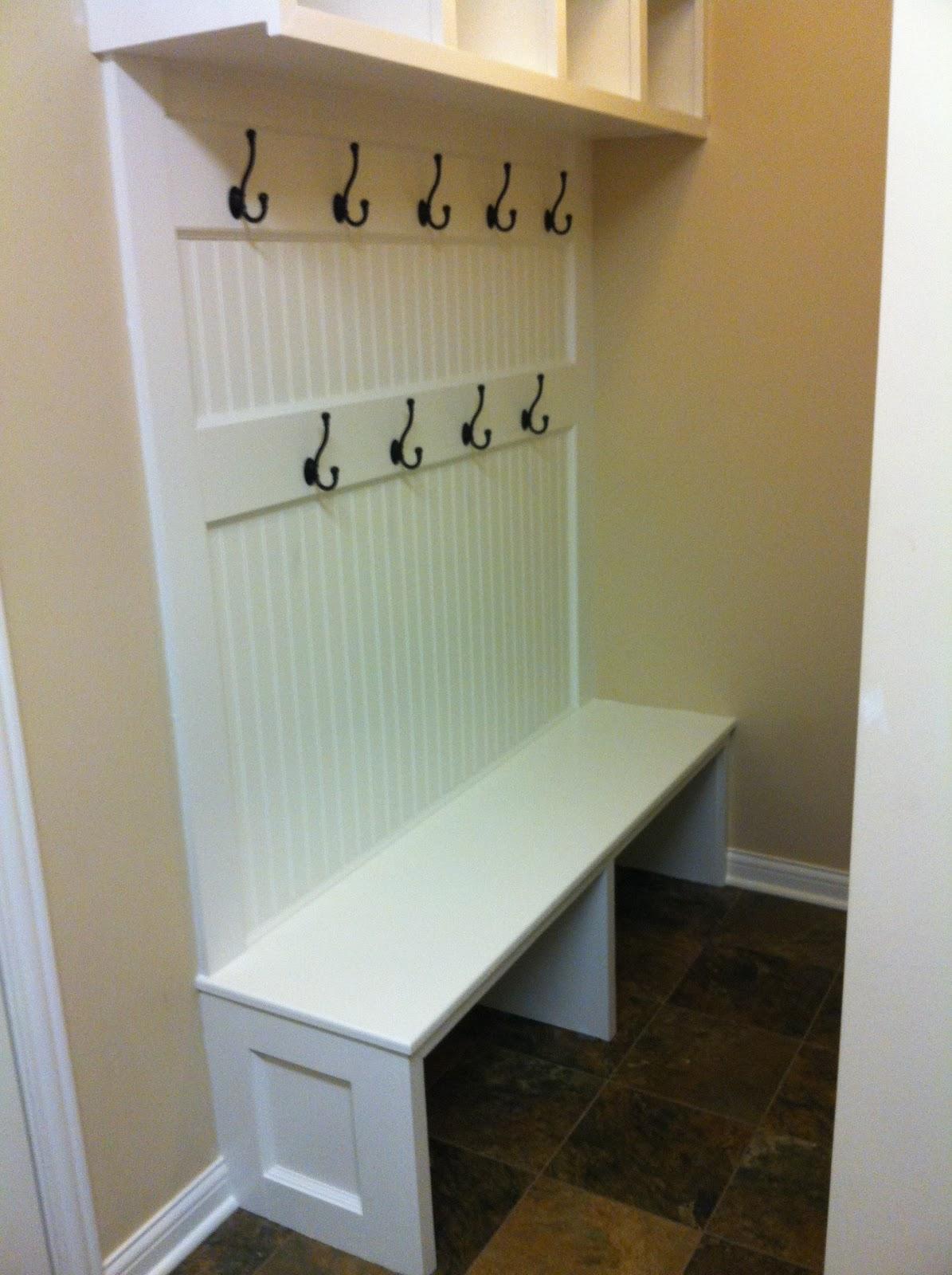 Mudroom Bench Plans | Joy Studio Design Gallery - Best Design