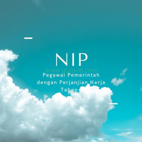 gambar NIP PPPK