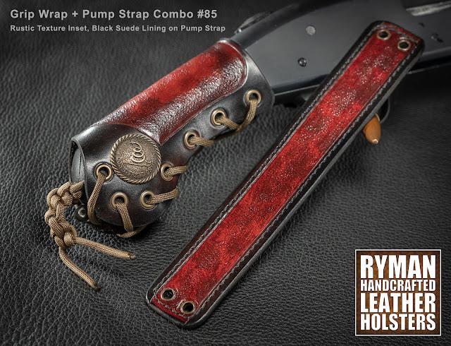 leather strap for shockwave