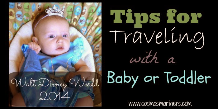 traveling with family to Walt Disney World