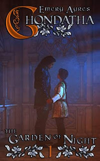 Ghondatha - a romantic fantasy book promotion Emery Ayres