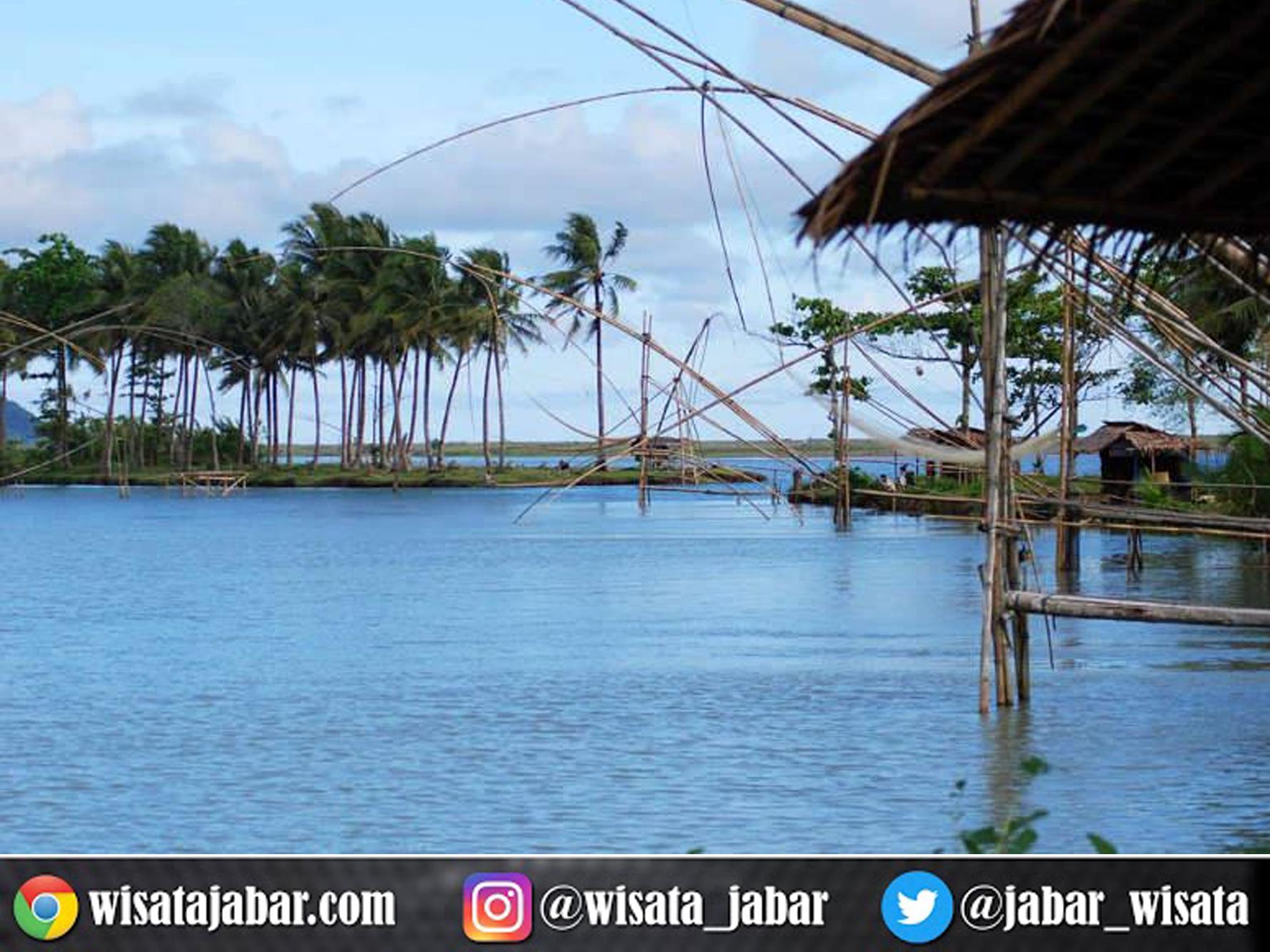 Pantai Karang Tirta Destinasi Wisata Unggulan Yang Akan Dipoles Pemkab Pangandaran