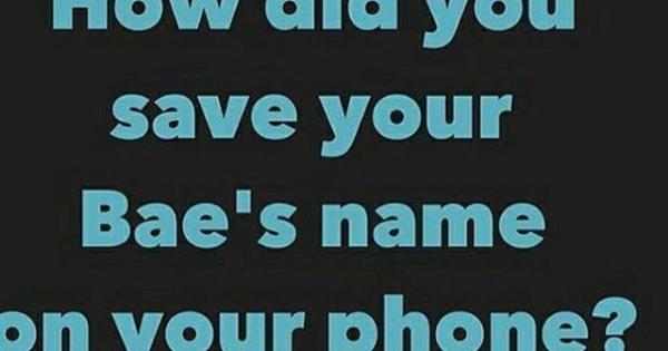 Stella Dimoko Korkus com: Saved Names On Your Phone