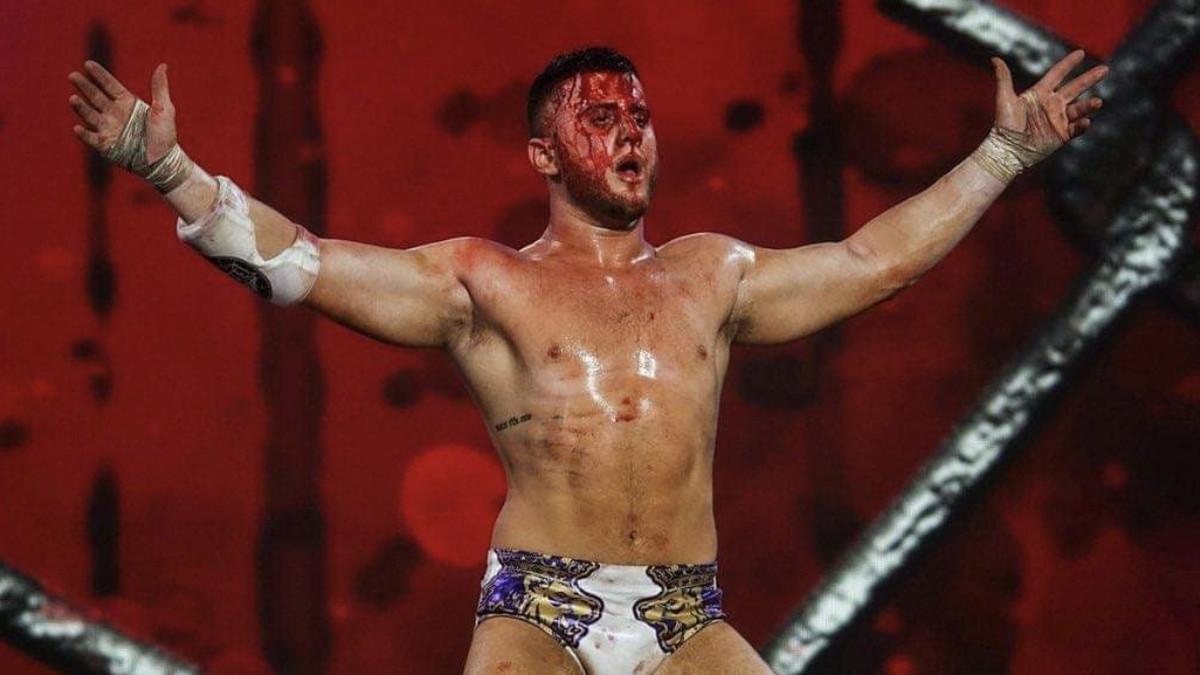"""AEW não tinha planejado tantos """"spots"""" com sangue no Dynamite"""