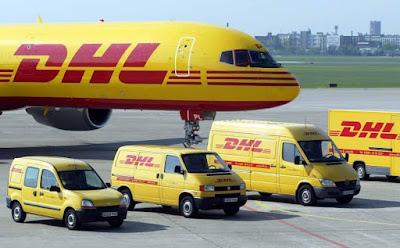 وظائف شركة DHL للشحن دبي