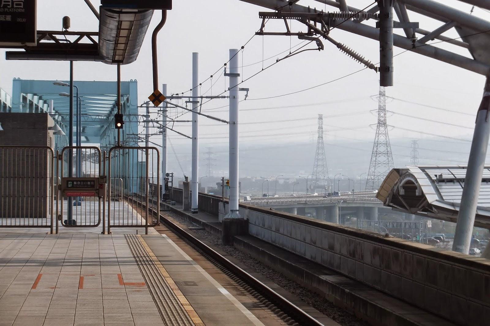 Taichung-platform