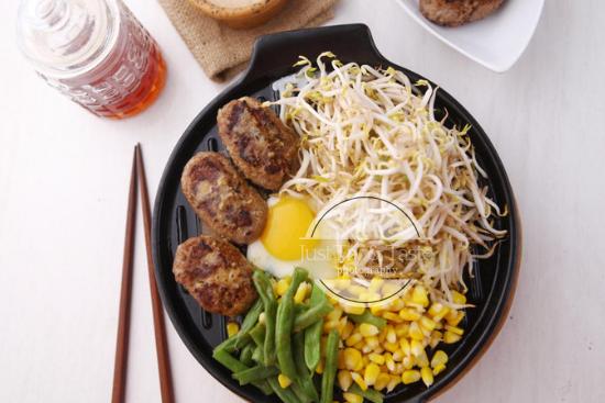 Resep Hamburg Steak (Japanese Hambagu) JTT