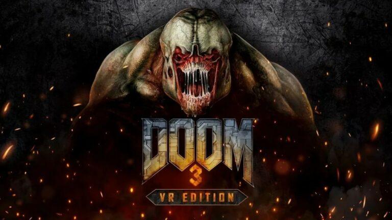 DOOM 3 PS VR Spotlight