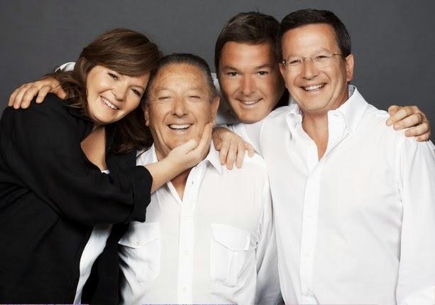 Franco Ziliani family