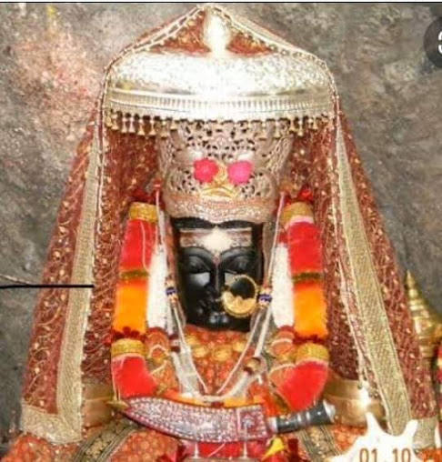 maa dhari devi images temple information