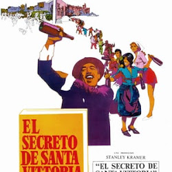 Poster The Secret of Santa Vittoria 1969