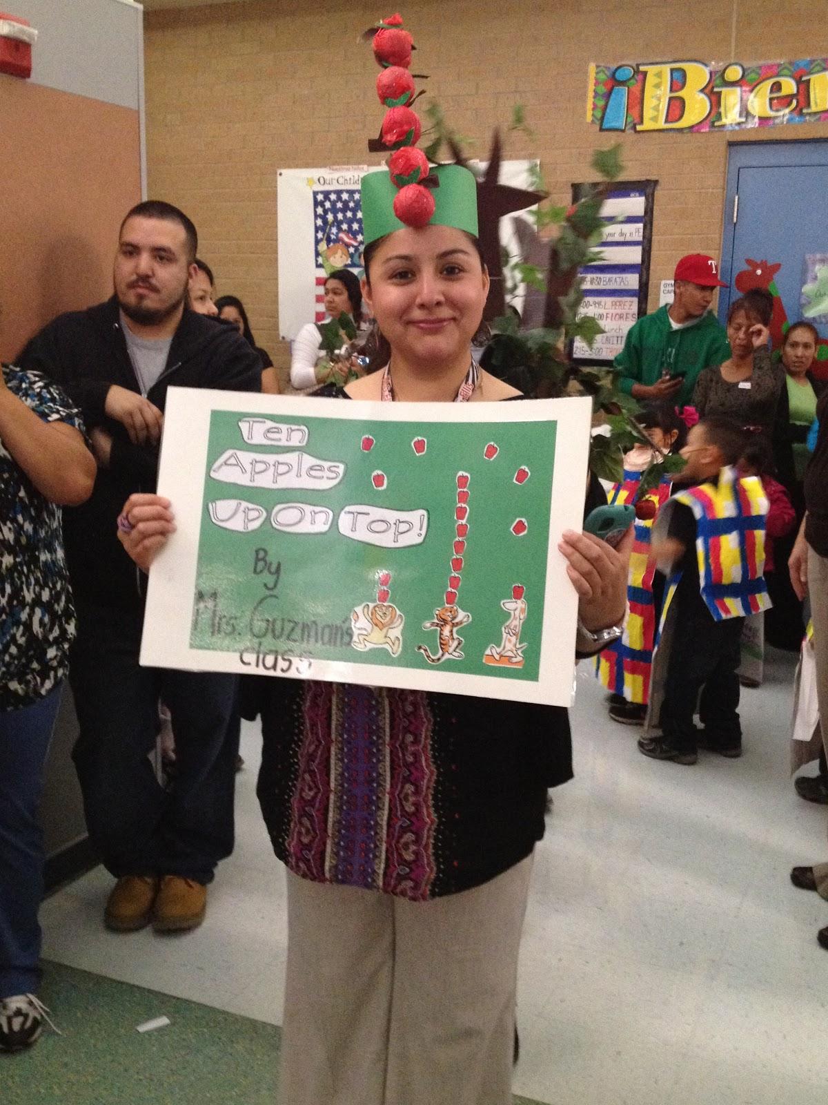 Kinder Dual Language Divas: Story Book Parade