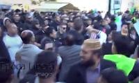 Οι Παοκζήδες πήραν το νόμο στα χέρια τους και διέλυσαν πορεία Πακιστανών στην Ομόνοια. ΒΙΝΤΕΟ