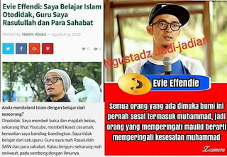 Evie Effendi Akhirnya Dilaporkan PW IPNU ke Polda Jabar