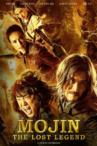 Mojin: The Lost Legend [2015] [DVDR] [NTSC] [Subtitulado]