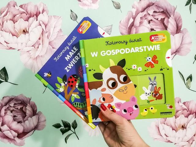 Czytam dziecku | Akademia Mądrego Dziecka. W gospodarstwie oraz Małe zwierzęta.