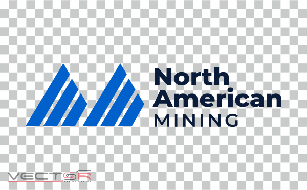 North American Mining Logo - Download .PNG (Portable Network Graphics) Transparent Images