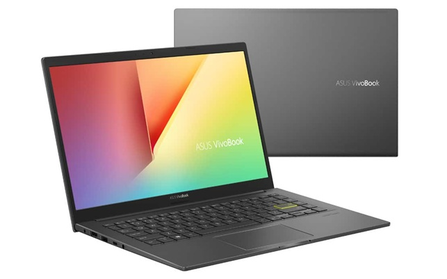 ASUS VivoBook K413JP-EK070T: portátil ultrabook Core i5 con gráfica GeForce MX330 y Windows 10 Home