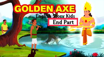 Golden Axe, English Story Kids, End Part