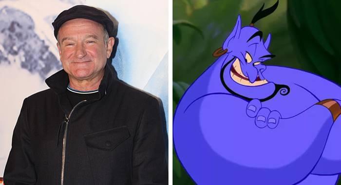 Genius, Aladdin Voice