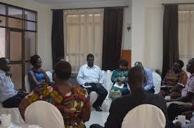 Kisumu county Marriage Talks. PHOTO   COC