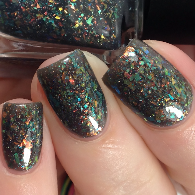 Night Owl Lacquer-Let Your Fears Take Flight