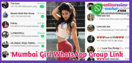 Mumbai Girl WhatsApp Group Link