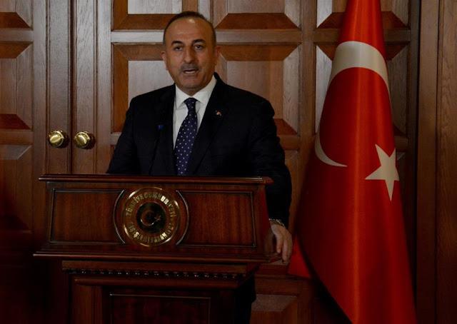 Τσαβούσογλου: «Η Τουρκία παίχτης στον τομέα της ενέργειας»