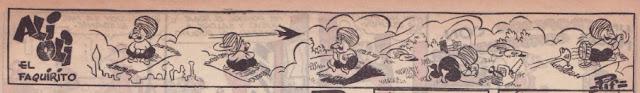 Ali Oli, el fakirito (La Risa nº 73) por Ibáñez