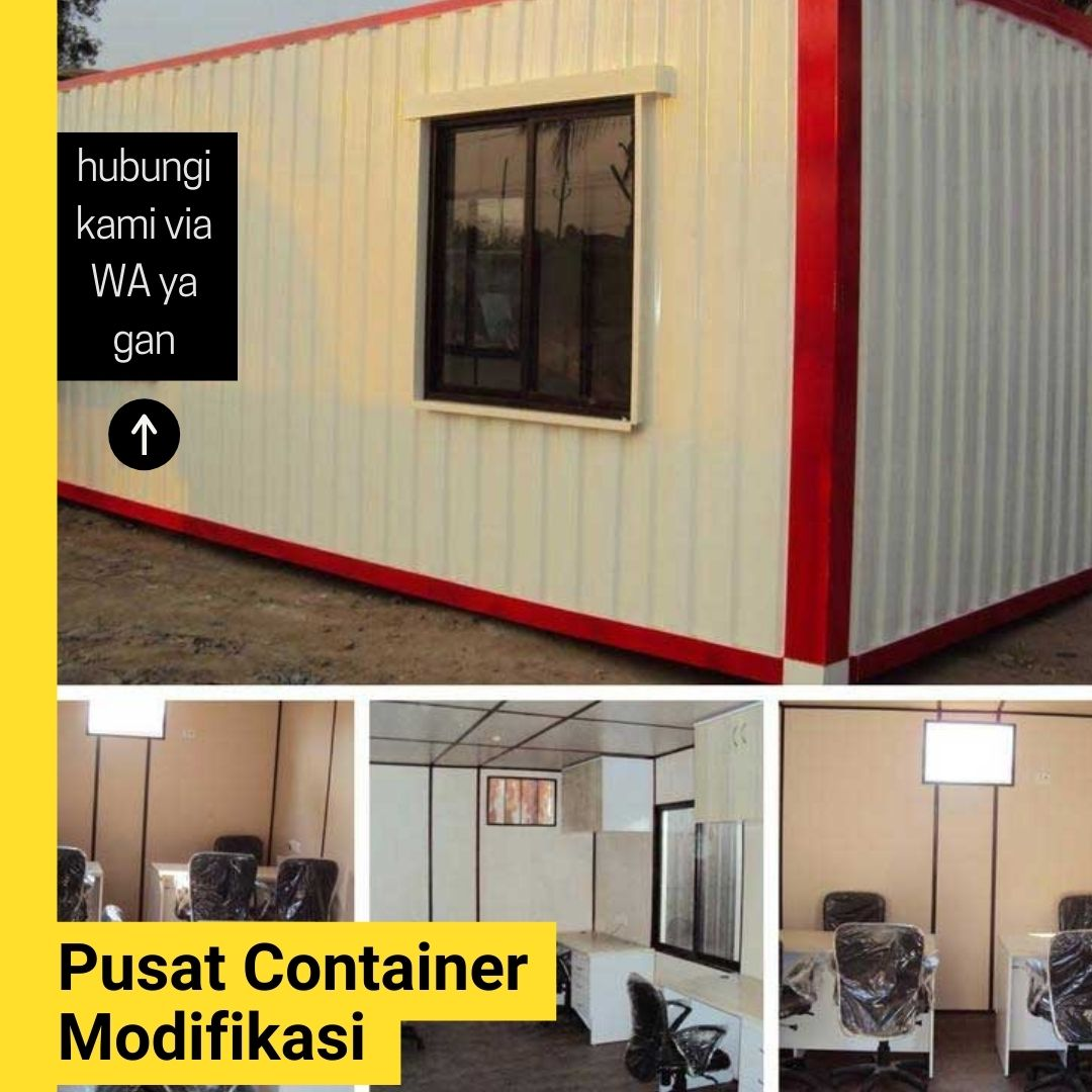 Container Office Bima