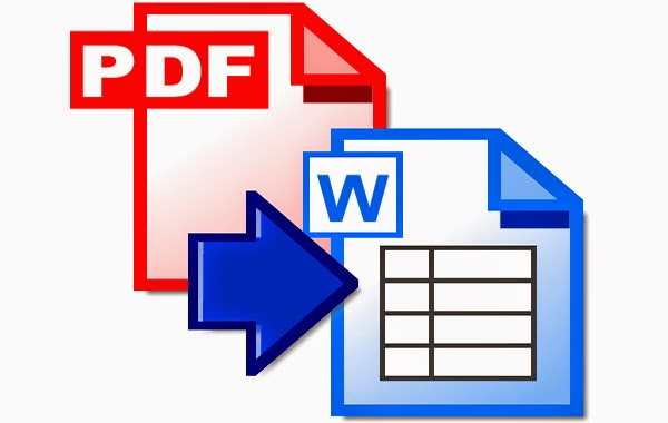 website to convert pdf to word